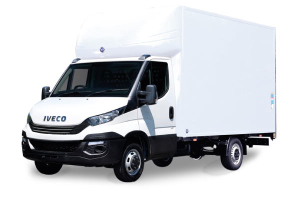 Kleiner LKW Iveco-Daily 7,2 t